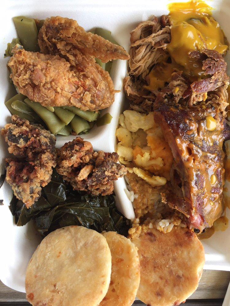Doc's Barbeque and Southern Buffet: 1601 Shop Rd, Columbia, SC