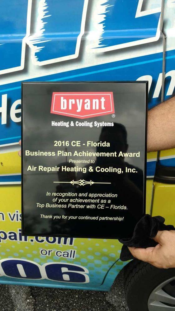 Air Repair Heating and Cooling: Land O Lakes, FL