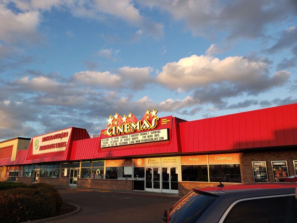 Prime Cinemas Red Bluff: 400 S Main St, Red Bluff, CA