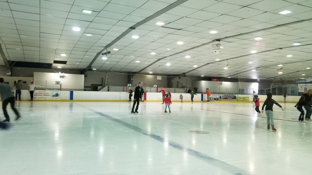 Fairfax Ice Arena: 3779 Pickett Rd, Fairfax, VA
