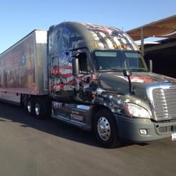 Southwest Truck Driver Training 12 Reviews Driving Schools 2323 S 51st Ave Phoenix Az Phone Number Yelp