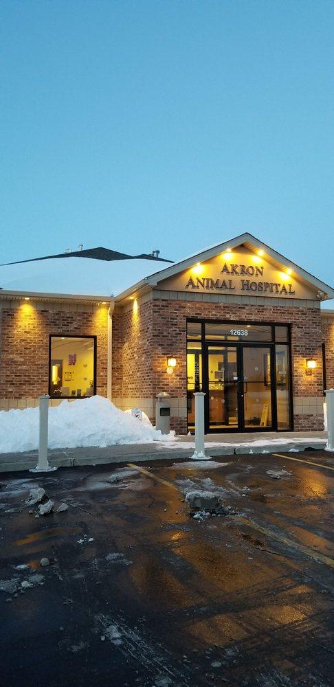 Akron Animal Hospital: 12638 Main Rd, Akron, NY