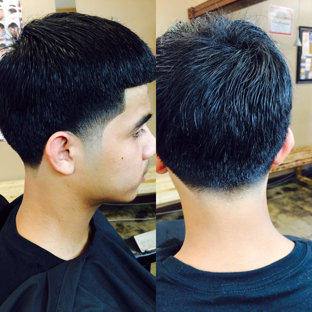 low taper haircut haircuts models ideas