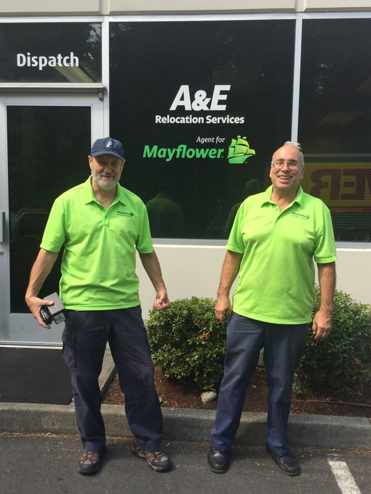 A & E Relocation Services: 2601 Willamette Dr NE, Lacey, WA