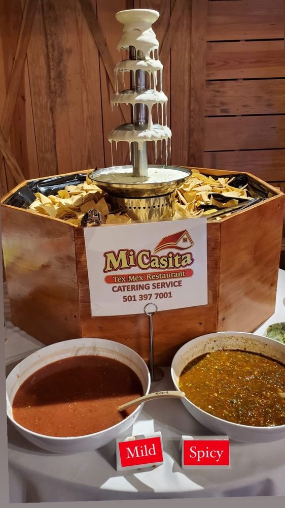 Mi Casita Texmex Restaurant: 1005 Sheridan Rd, Redfield, AR