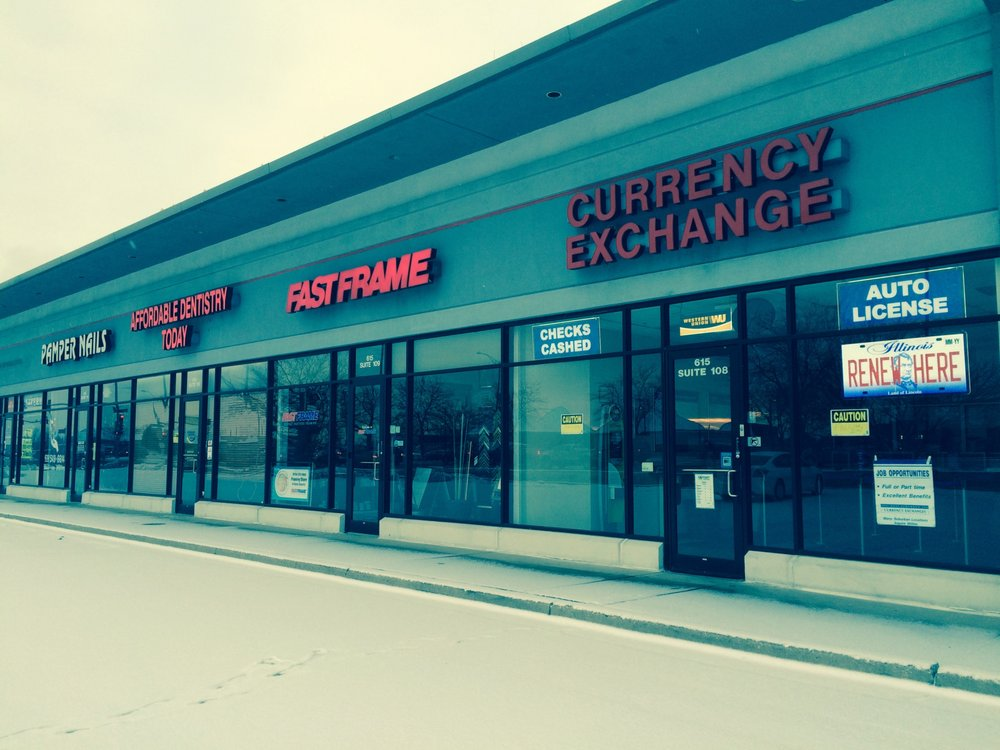 Tri-City Currency Exchange