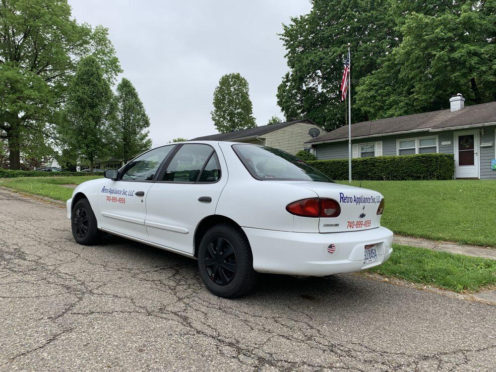 Retro Appliance SVC: Newark, OH