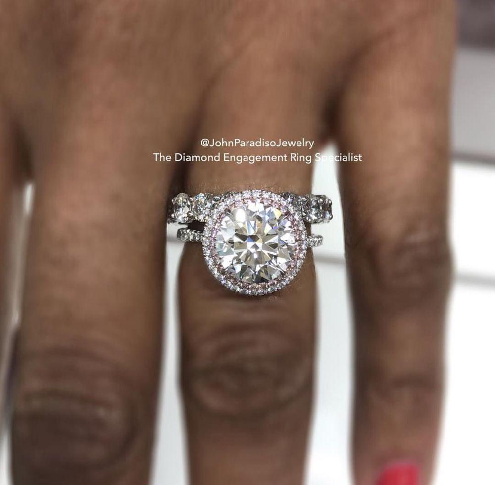 John Paradiso Engagement Rings