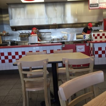 hanover guys Armed robbery at five guys in east hanover - east hanover-florham park, nj - police say he used a knife to threaten employees.