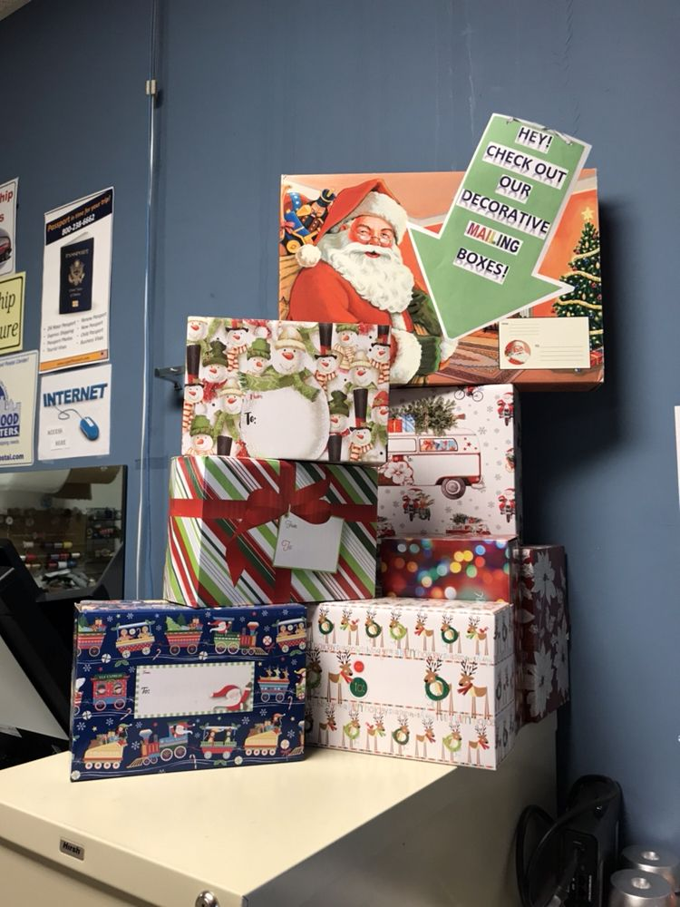 Photo Of Custom Postal Raleigh Nc United States Mail Your Gifts In