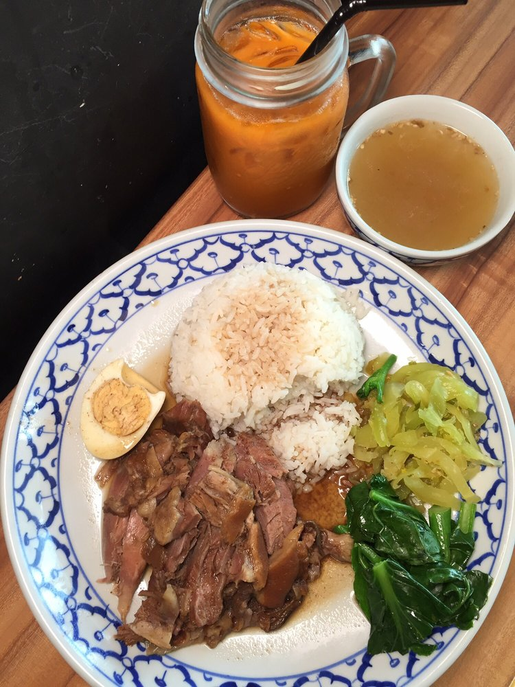 Thonglor Thai Cuisine Singapore
