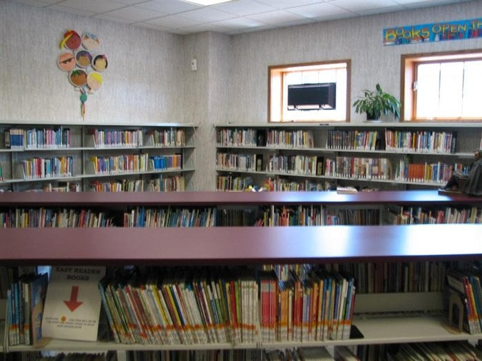 West Iron District Library: 116 Genesee St, Iron River, MI