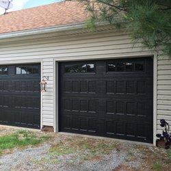 Photo Of Reynolds Overhead Doors   Louisville, KY, United States. Recessed  Black Doors