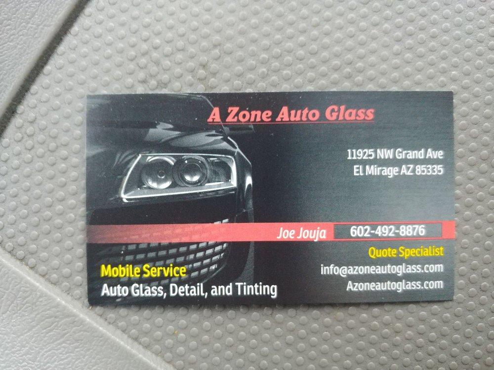 A Zone Auto Glass