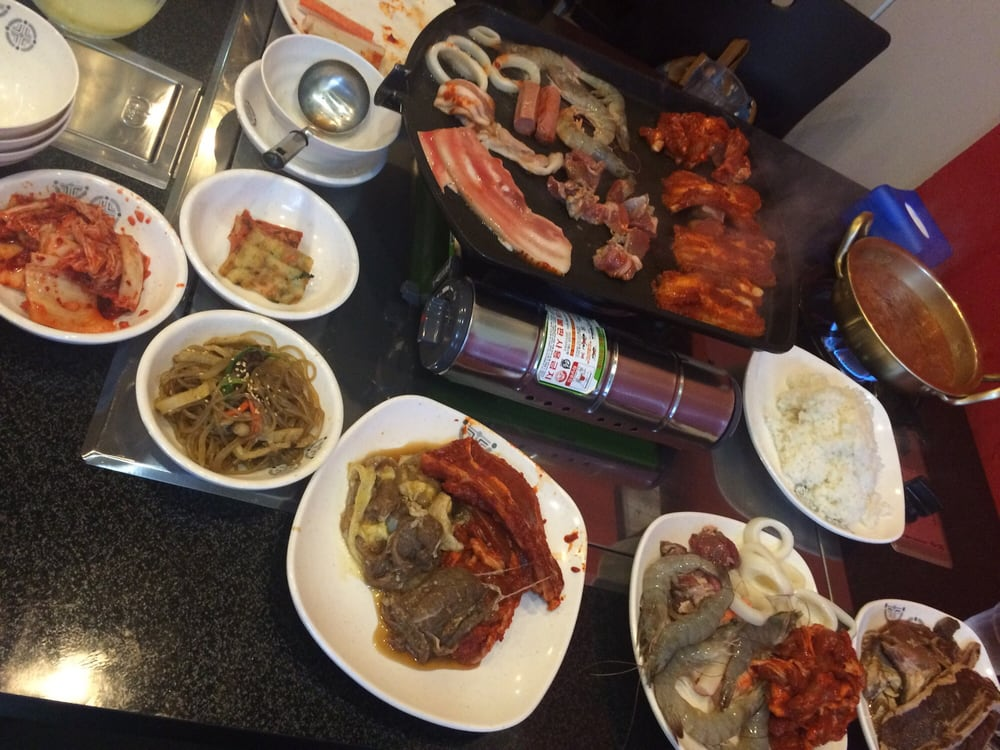 Goki Day Korean BBQ Buffet Restaurant