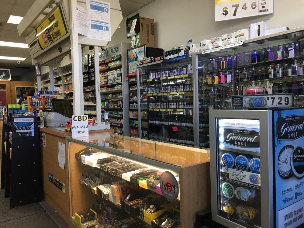 Blaine Tobacco Store: 12523 Central Ave NE, Minneapolis, MN