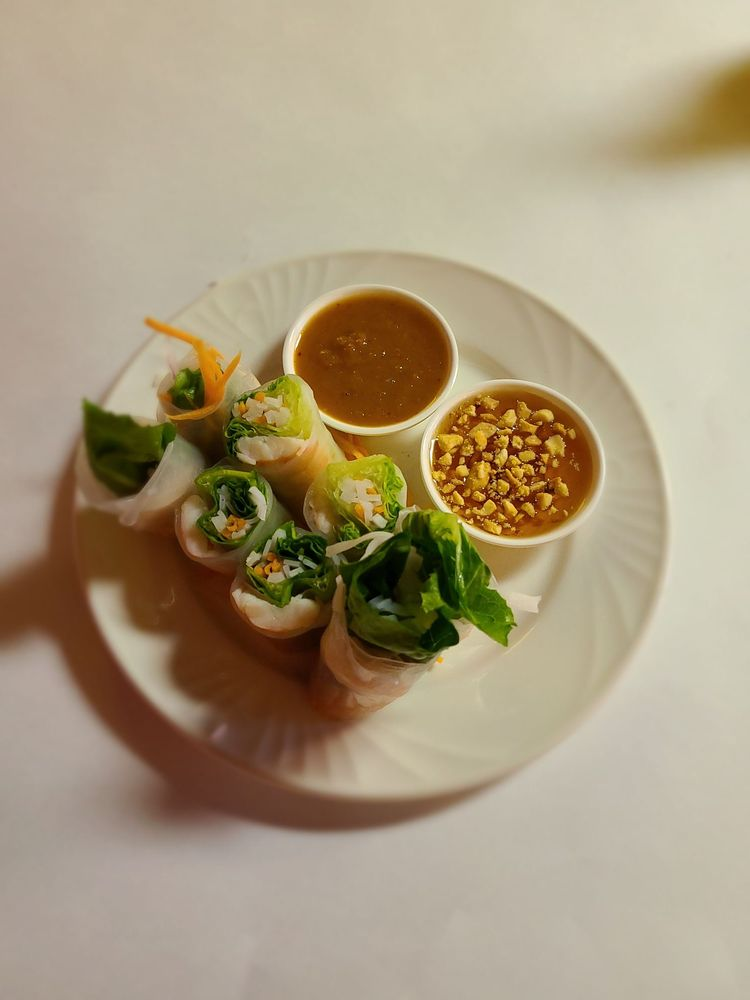 Food from BANH LAO & THAI CUISINE