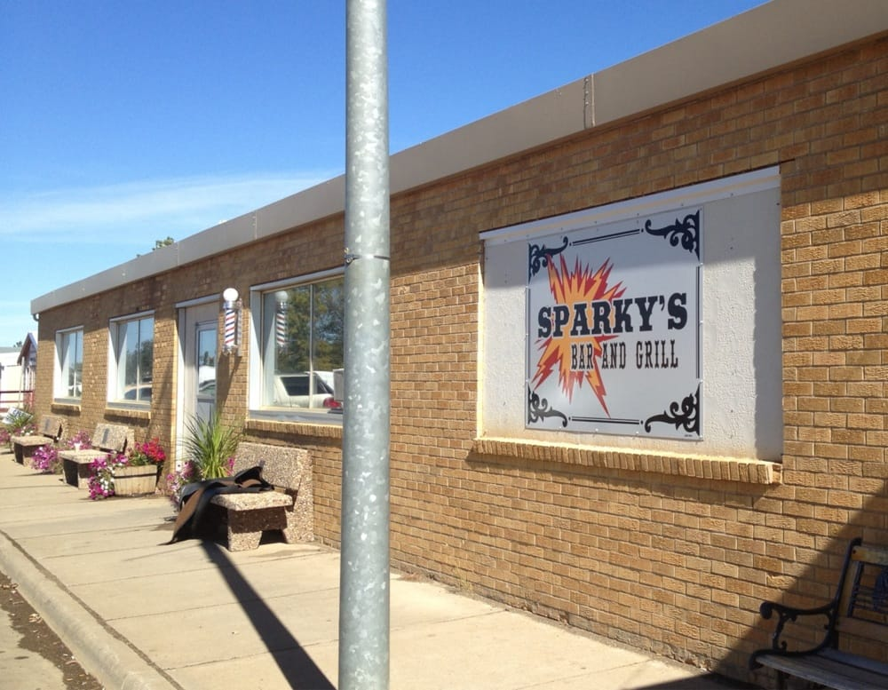 Sparky's Bar And Grill: 126 Main St, Isabel, SD