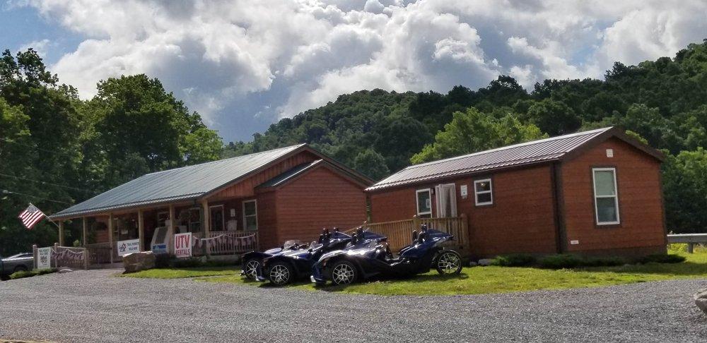 Trailhead ATV Resort: 465 Miners Park Ln, Bluefield, VA