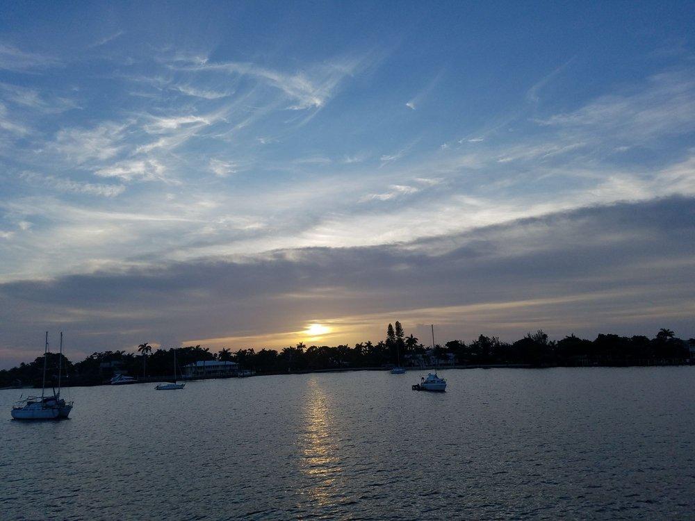 Sunset Yoga Cruise: Miami, FL