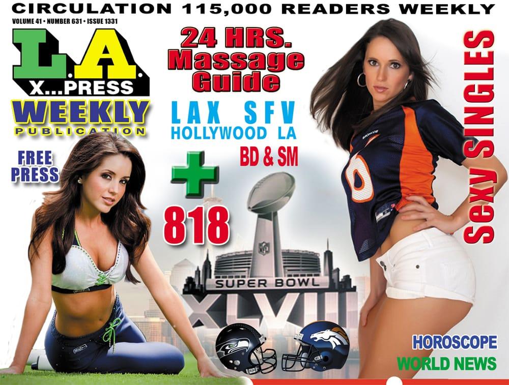 LA Xpress: 1545 N La Brea Ave, Hollywood, CA