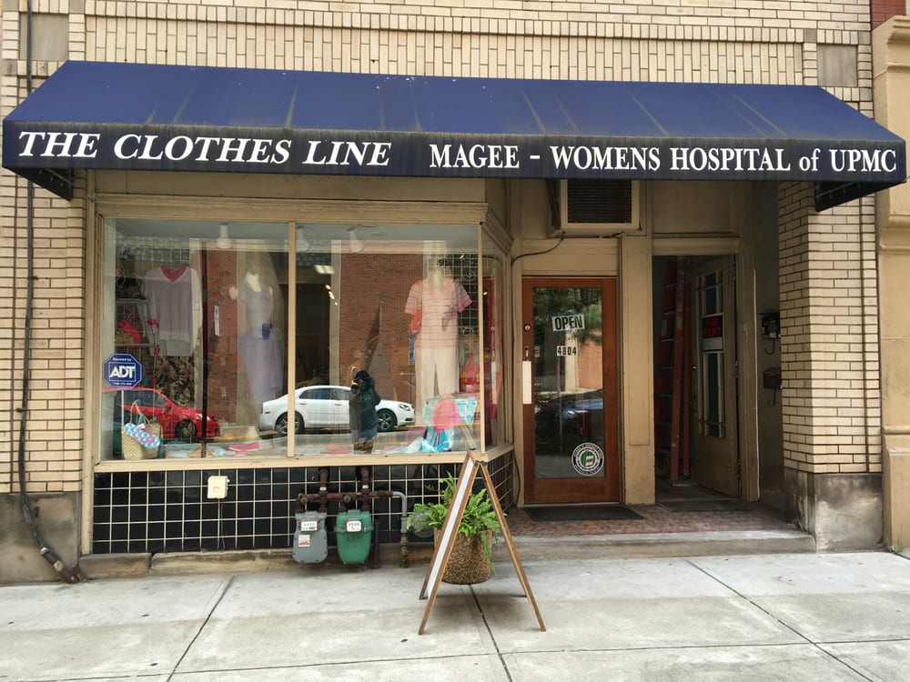 The Clothes Line: 4804 Liberty Ave, Pittsburgh, PA