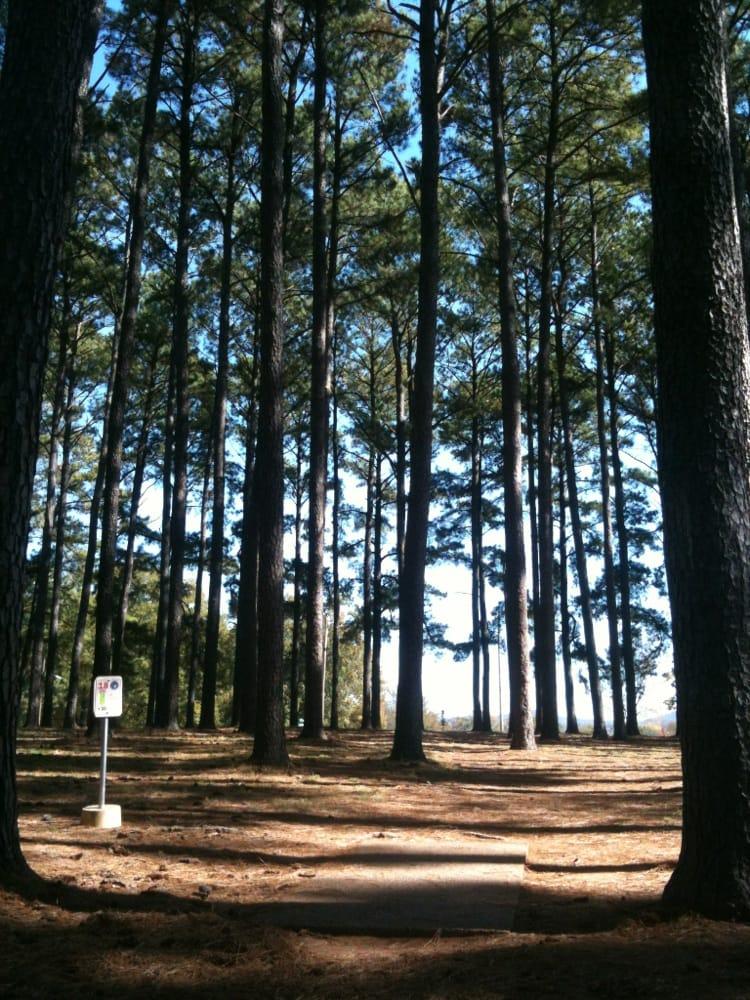 Brahan Spring Disc Golf Course: 2920 1st St SW, Huntsville, AL