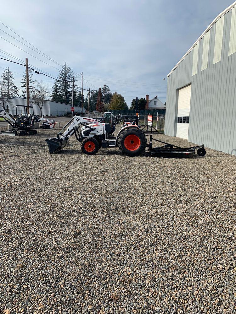 Wilson Equipment Rentals & Sales - Salem: 2155 Claxter Rd NE, Salem, OR