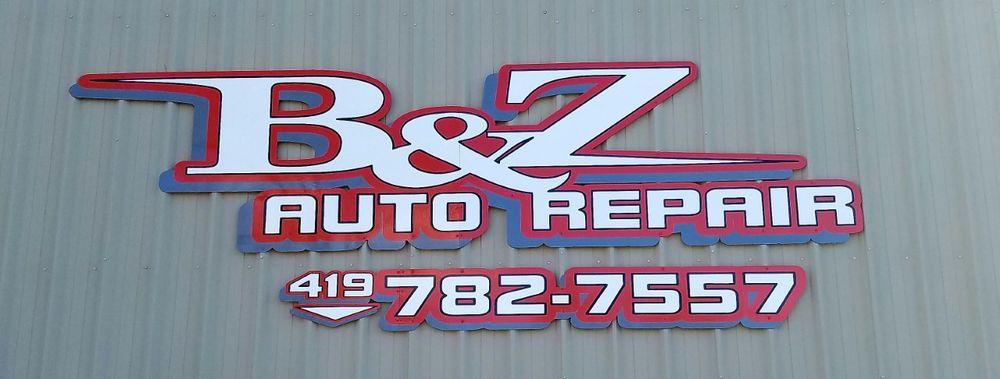 B & Z Auto Repair: 1071 Holgate Ave, Defiance, OH