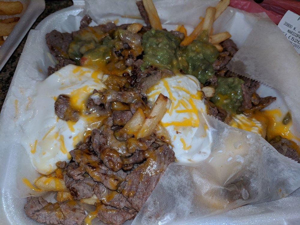 Franciscos Mexican Food: 20800 N John Wayne Pkwy, Maricopa, AZ