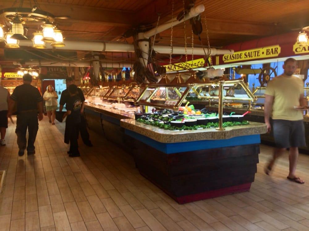 Giant Crab Myrtle Beach Restaurant