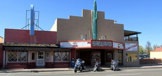 Saguaro Theatre: 176 W Wickenburg Way, Wickenburg, AZ