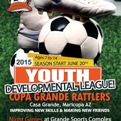221953f6c3b Copa Grande Rattlers Soccer Club - Sports Clubs - 41335 W Laramie Rd ...