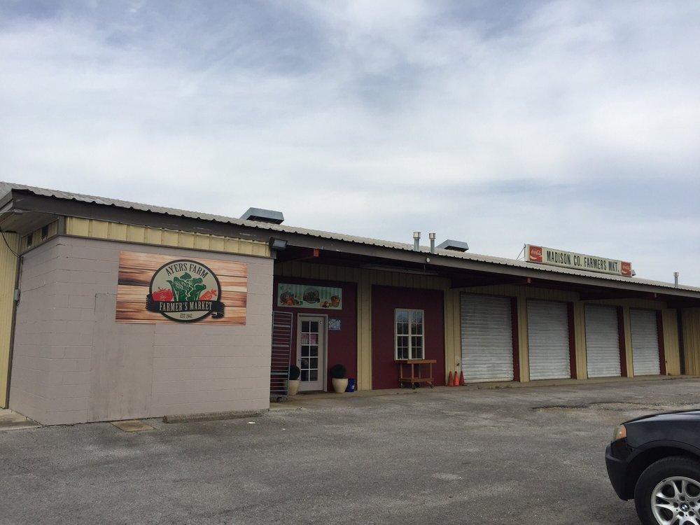 Ayers Farm Farmers Market: 1022 Cook Ave, Huntsville, AL