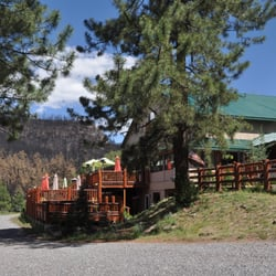 Photo Of Amberian Peaks Lodge Restaurant Greer Az United States