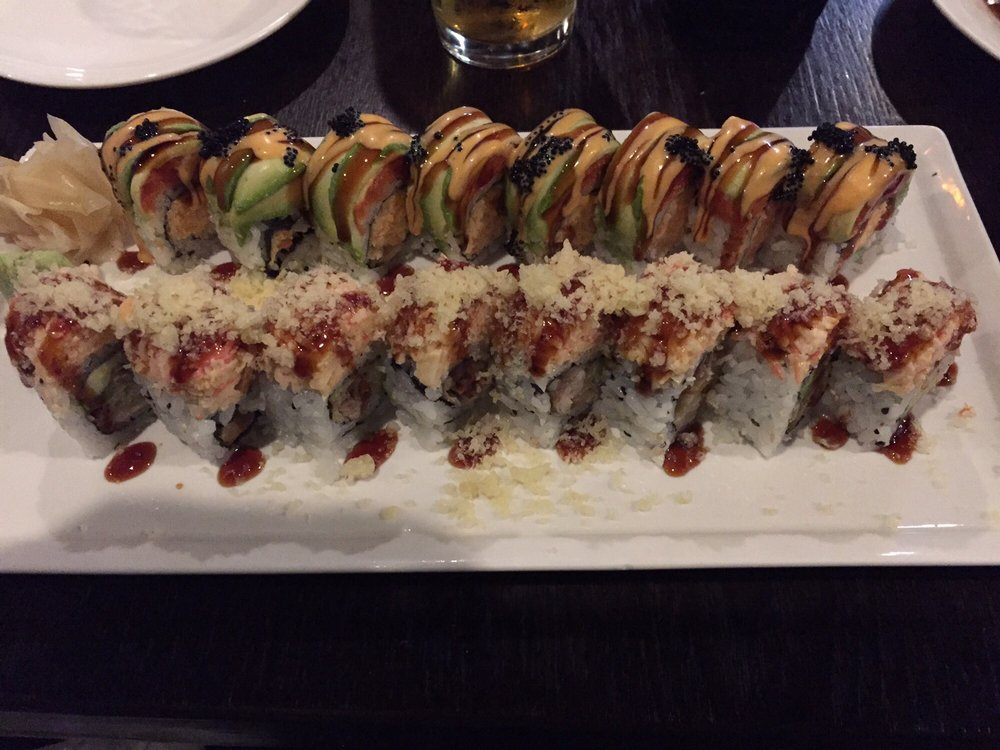 Ginban Sushi: 3941 E Chandler Blvd, Phoenix, AZ