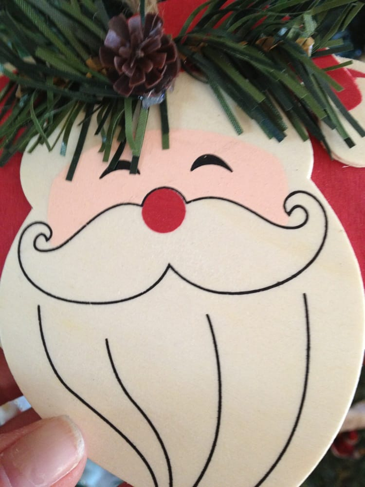 Photo of Christmas Tree Shops - Somerville, MA, United States. Great wooden  ornaments - Great Wooden Ornaments! - Yelp