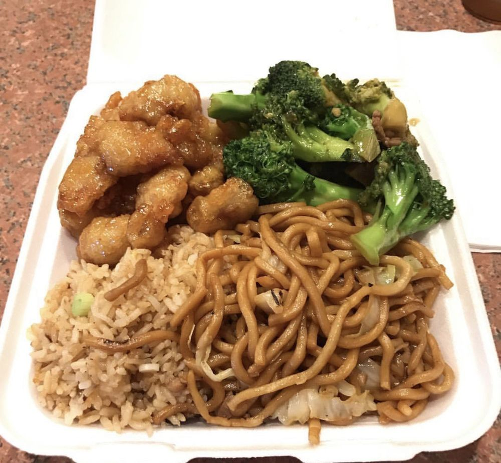 Food from Hunan Kitchen