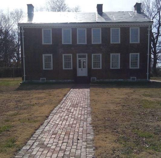 Jarrot Mansion: 124 E 1st St, Cahokia, IL