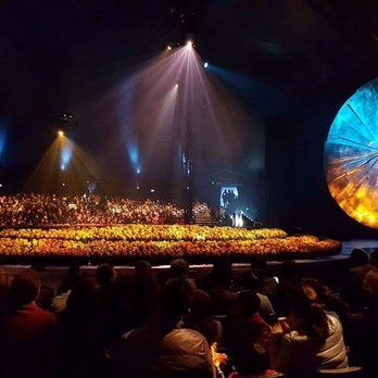 Photo Of Cirque Du Soleil Luzia San Jose Ca United States