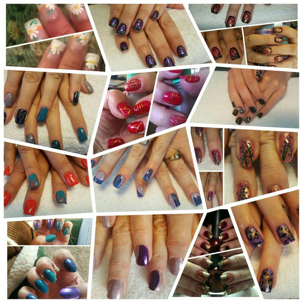 Nise's Nails @ Sandy's Family Salon: 1307 Langley Dr, Gardnerville, NV
