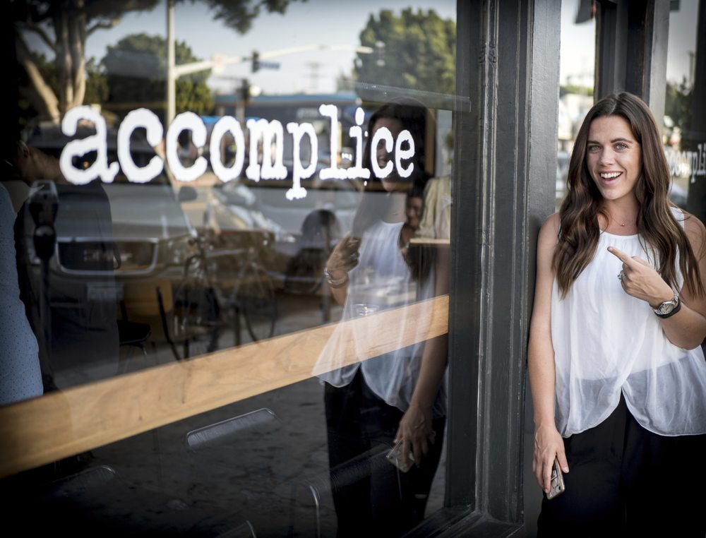 Accomplice Bar: 3811 Grand View Blvd, Los Angeles, CA