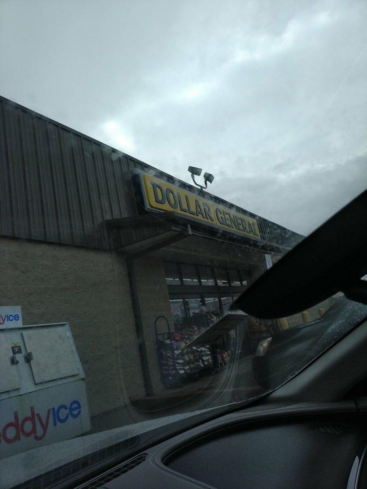 Dollar General Store: 315 E Owen K Garriott Rd, Enid, OK
