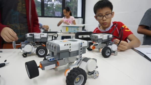 Nullspace Centre For Robotics Learning Special Education 272