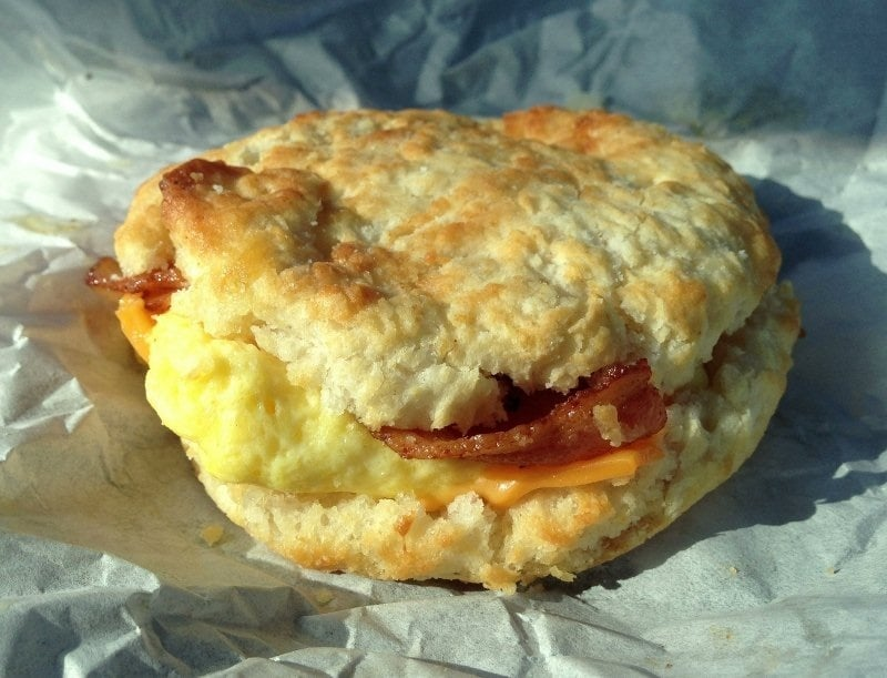 Bojangle's Famous Chicken & Biscuits: 1203 N Academy St, Ahoskie, NC