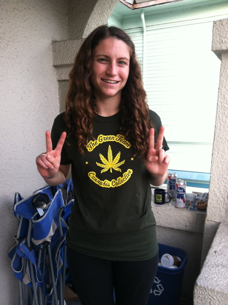 The Green Team Cannabis Delivery: Berkeley, CA