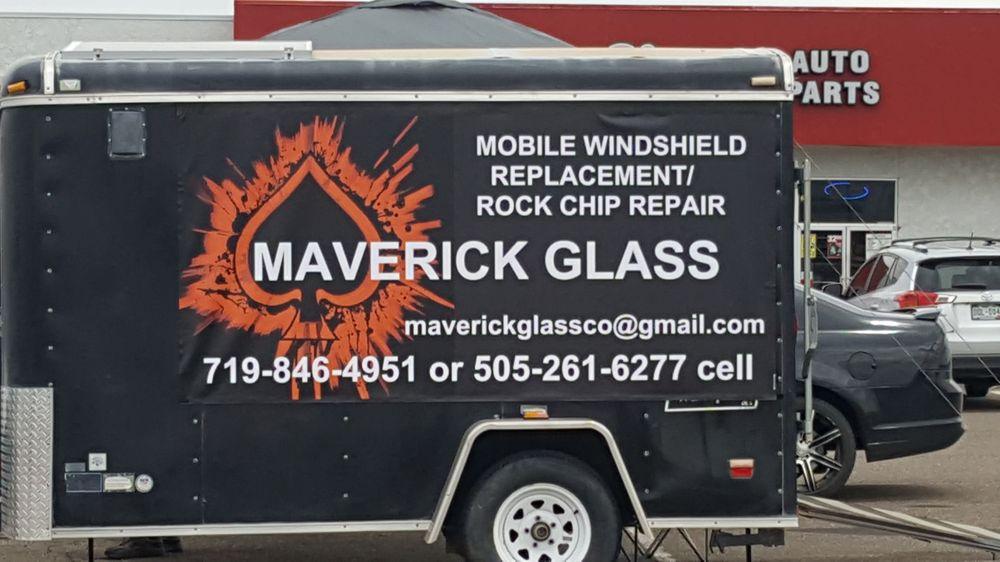 Maverick Glass: 518 East Main St, Trinidad, CO