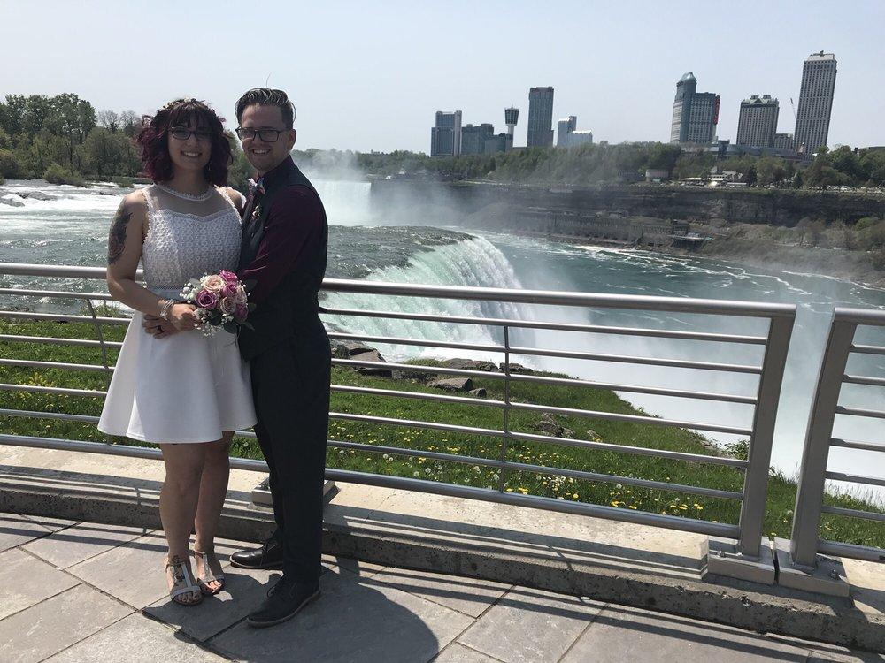 Photo Of Weddings By The Falls Niagara Ny United States