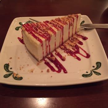 Photo Of Olive Garden Italian Restaurant   Mechanicsburg, PA, United  States. Sicilian Cheesecake