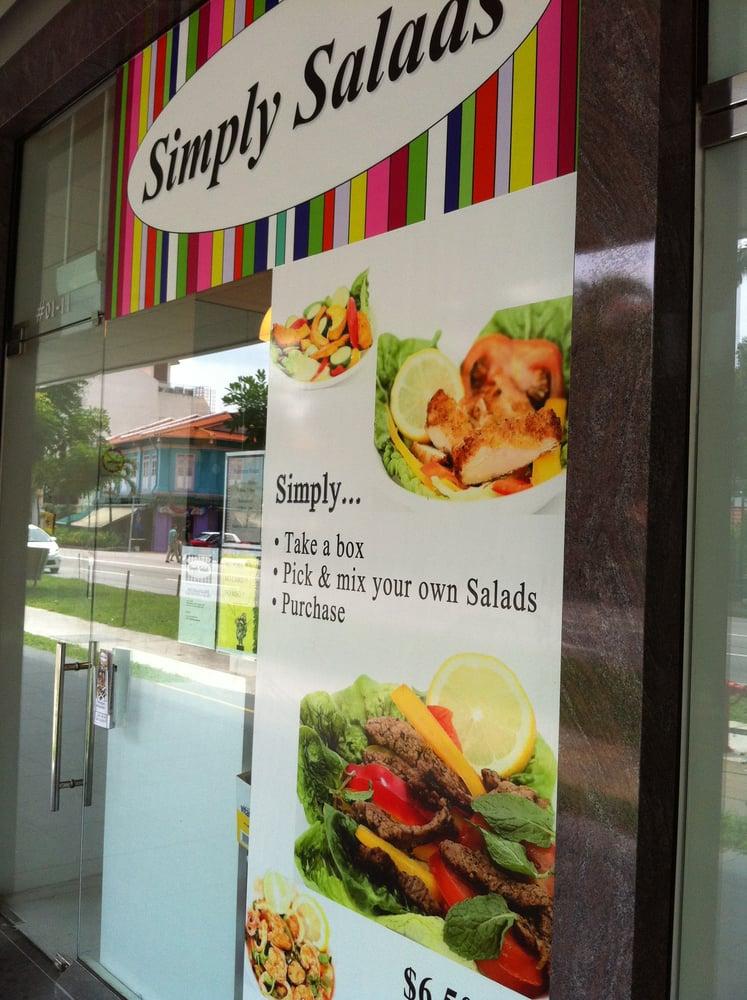 Simply Salads Singapore